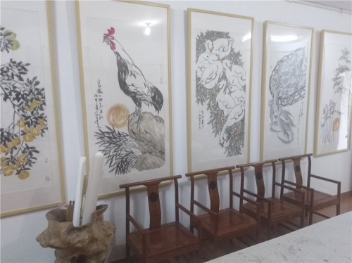 2019年特别推荐书画名家:陈瑞麟