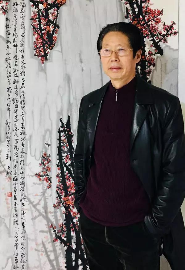 书画家邓长城——遵守传统 标新立意