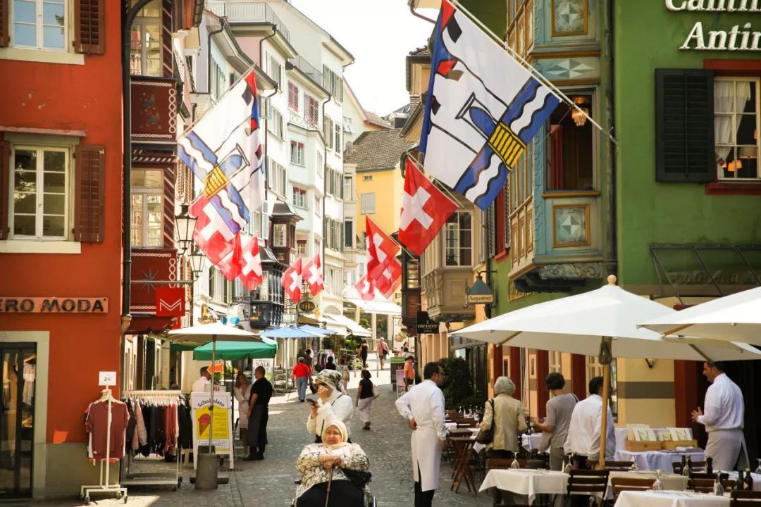 """苏黎世,号称""""花园城市""""!凭什么会是全球最宜居的城市之一"""
