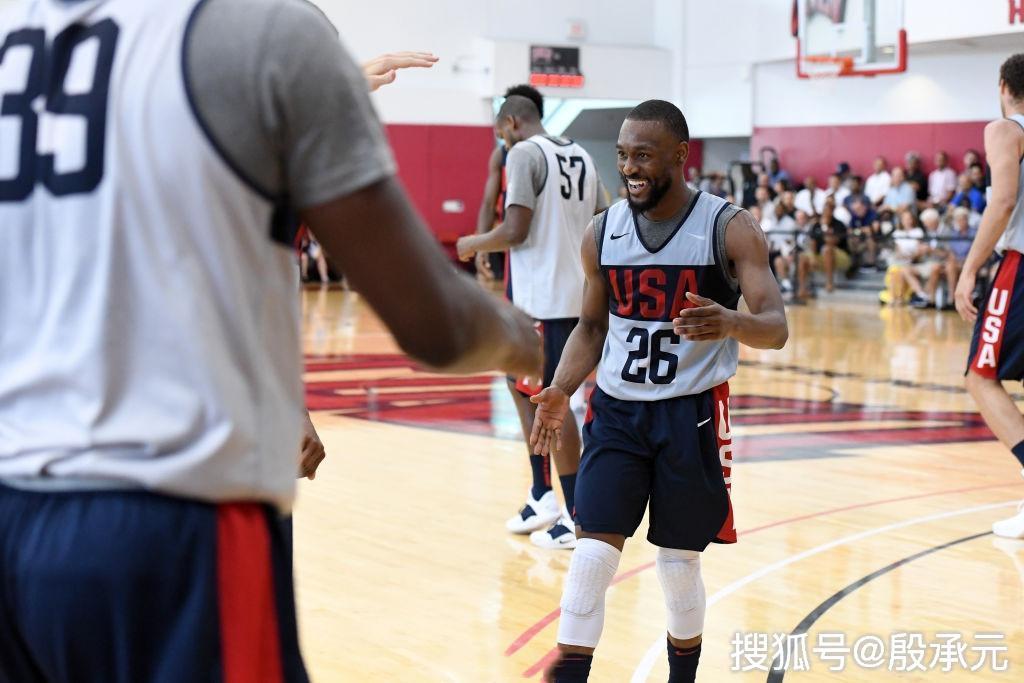 原創美國男籃新領袖在NBA到底是什麼水平