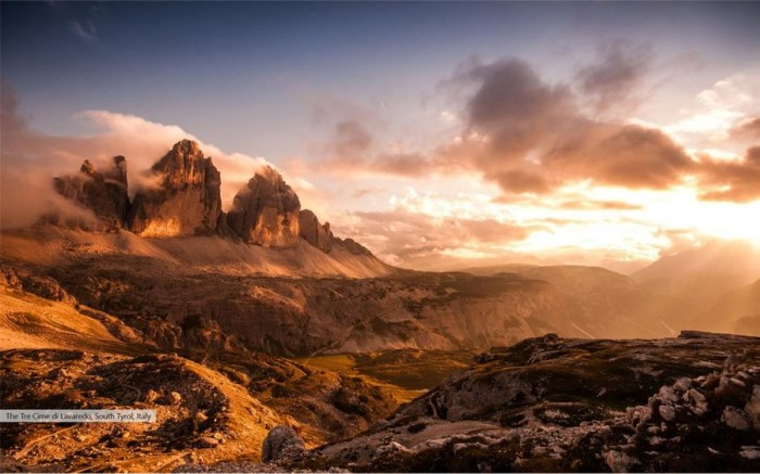Win10主题包Mountain's Glow免费发布的照片 - 4