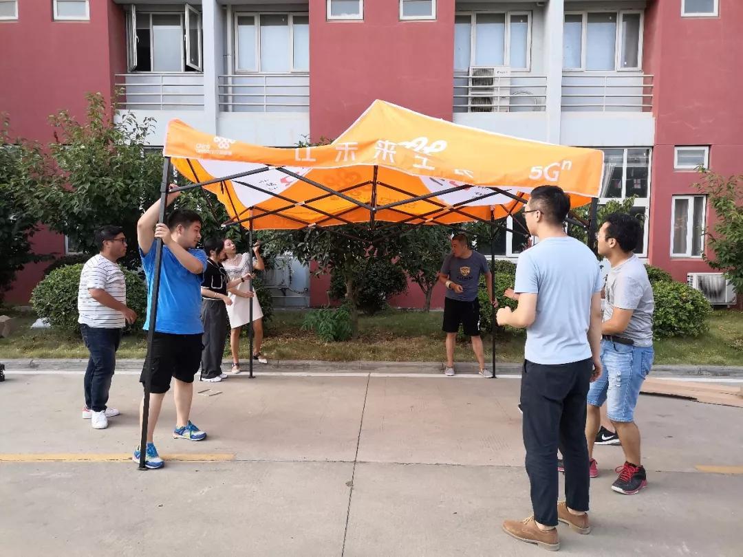 武汉工程大学自考本科助学班迎新我们准备好了