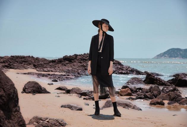 时尚品牌Lucidy—告别花园秘境,回归繁华都市