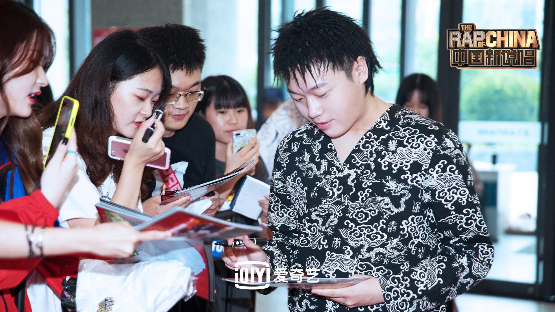 """《新说唱》2019总决赛""""与你有瓜"""" 福克斯、刘聪"""