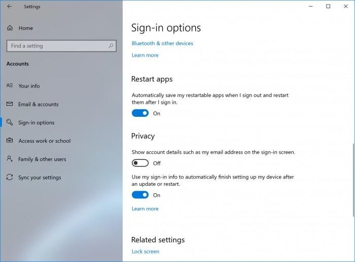Win10 Build 18965发布:管控重启应用 优化Feedback Hub的照片 - 2