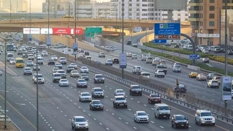 迪拜多达425,371名驾驶者已获得50%的交通罚款折扣!