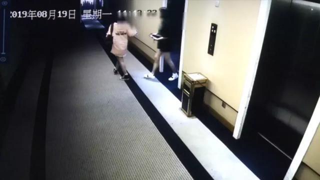 酒店烧水壶放用过的卫生巾 涉事女子道歉