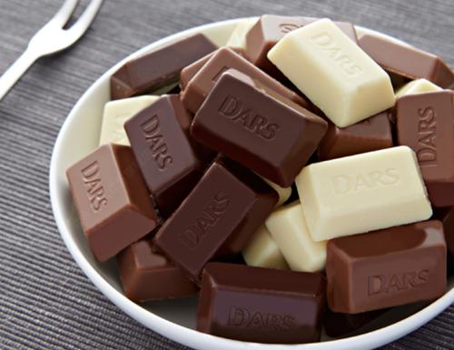 森永DARS巧克力,让生活更甜蜜