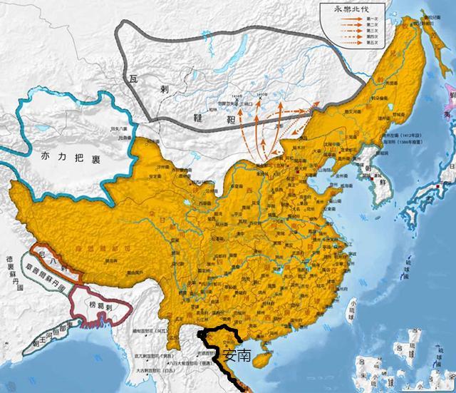 大明时期人口面积和国力_人口普查