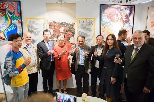 第24届卢浮宫春季艺术展(ART SHOPPING)取得圆满成功