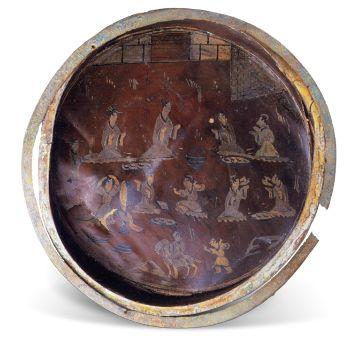 考古发现中的三国绘画 想象中的彼岸世界 史学研究 第4张