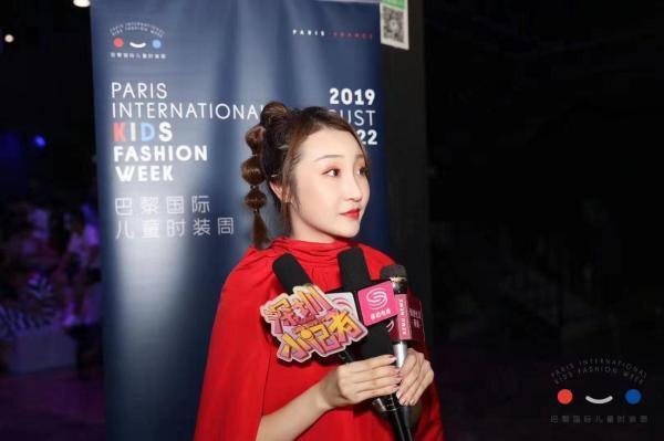 巴黎国际儿童时装周―2019Dior童装新品鉴赏秀