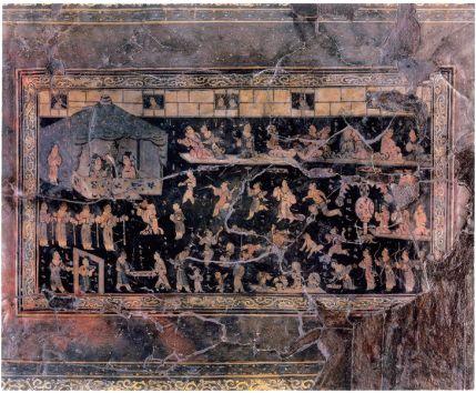考古发现中的三国绘画 想象中的彼岸世界 史学研究 第3张