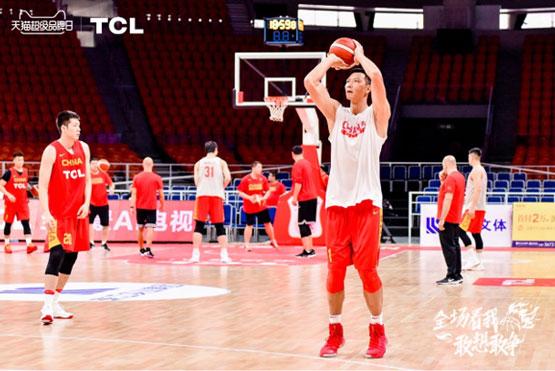 TCL904天猫超级品牌日火热来袭,中国男篮得分就免单!