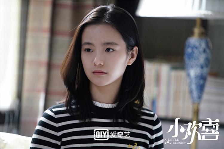 《小欢喜》乔英子太让人心疼,演员李庚希:陶虹老师真的很厉害