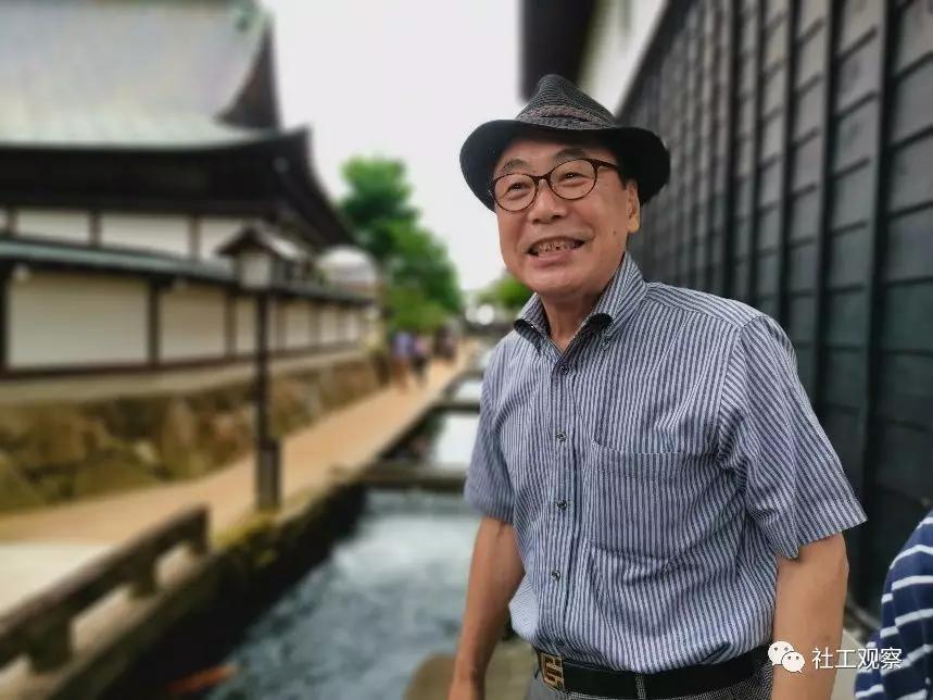 加藤时夫先生