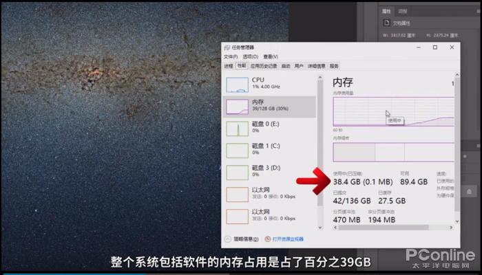128GB内存真的很大 那么究竟怎样才能用完它呢?的照片 - 3