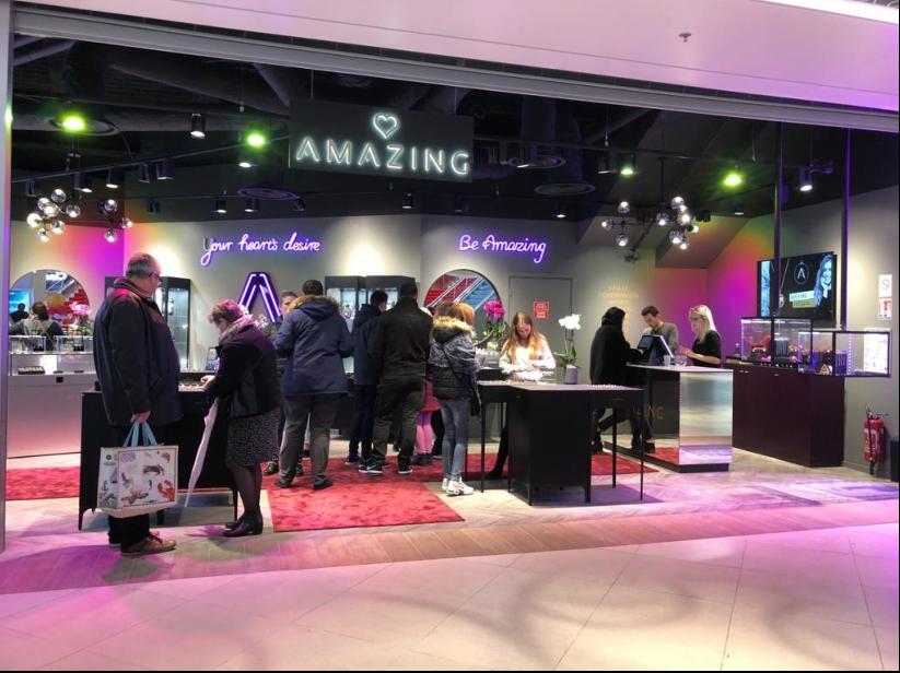 Amazing Jewelry ——易加好店的优质项目选择