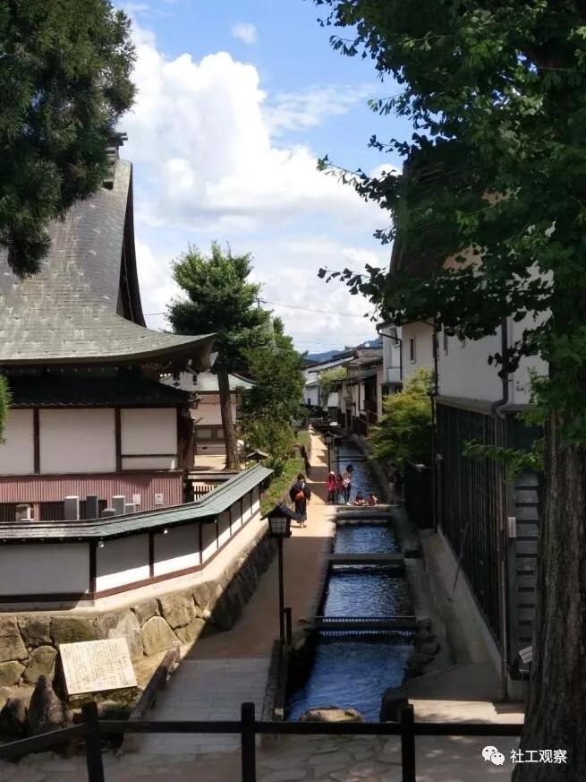 从匠馆看濑户川的美景
