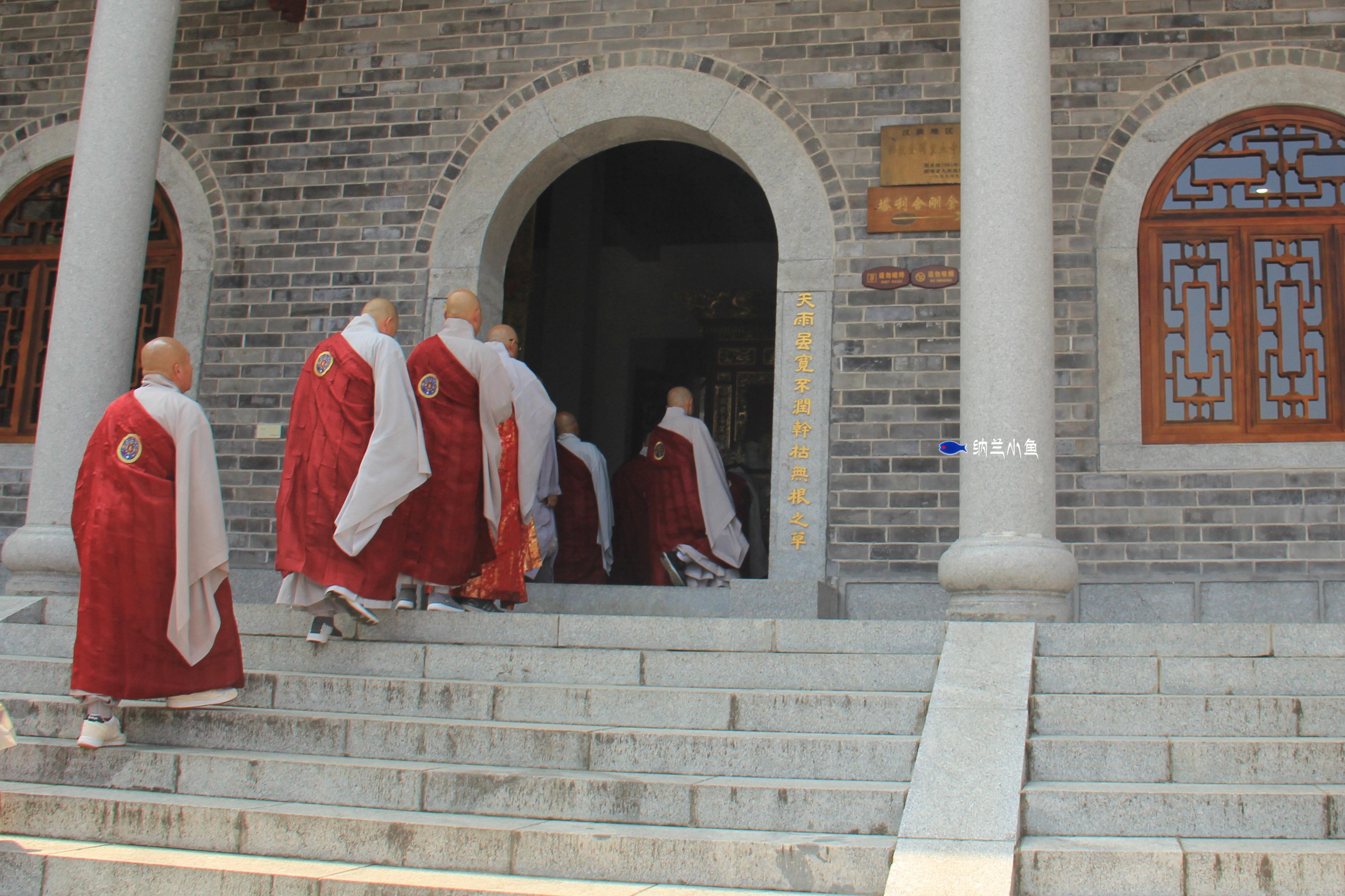 湖南南岳衡山这座千年古寺究竟有何渊源吸引众多韩国日本僧人前来朝圣?