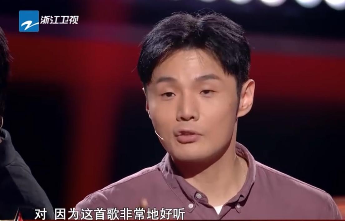 李荣浩回应《中国好声音》选网络歌曲被质疑:音乐无好坏之分_网友