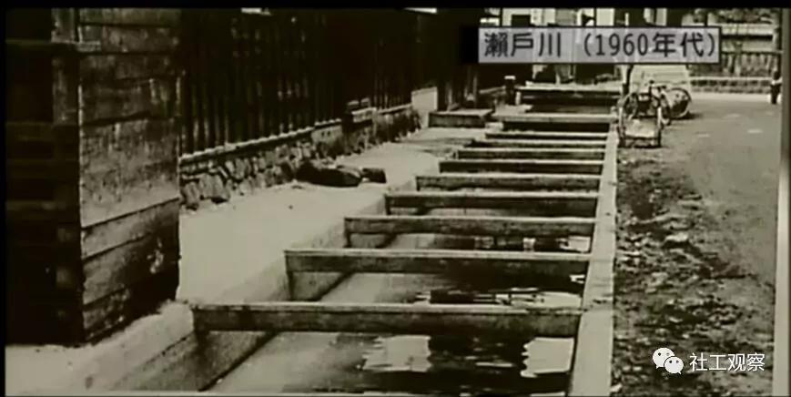 1960年代的濑户川