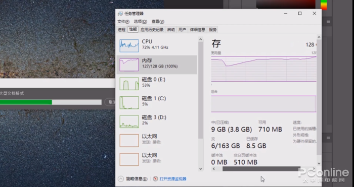 128GB内存真的很大 那么究竟怎样才能用完它呢?的照片 - 12