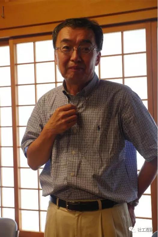 柳七郎先生