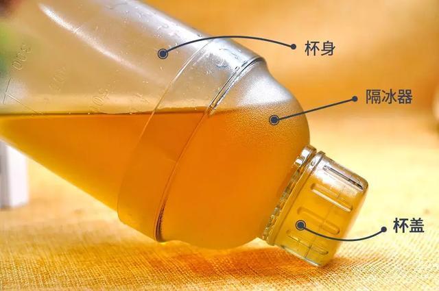 奶茶店常用器具雪克杯的作用,摇法与注意事项!