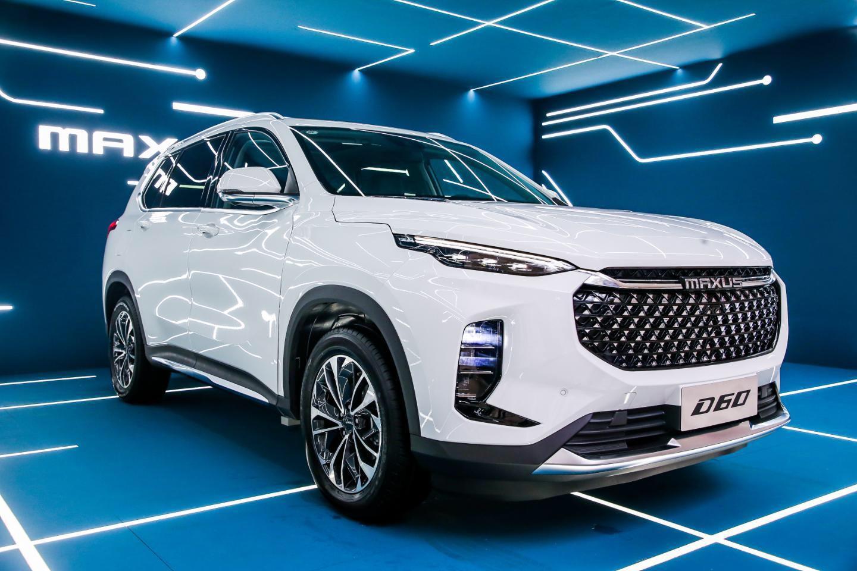 """依托""""全民定制""""大数据,上汽MAXUS中型SUV D60全民推荐款上市-新经济"""