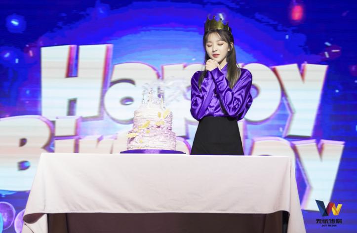 第一古风少女彭十六生日会大咖齐聚 粉丝过亿引发热议