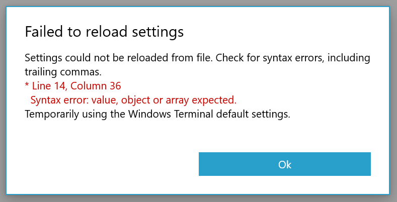 Windows Terminal Preview v0.4发布 微软出品的全新终端的照片 - 2