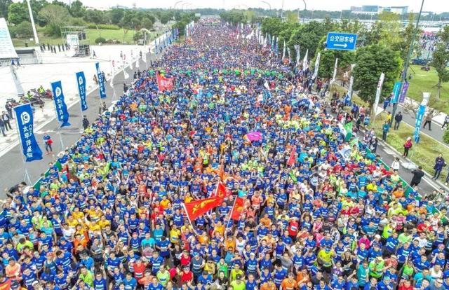 常州西太湖半程马拉松赛已有20多国选手参加,28262人报名