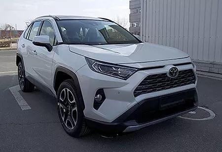 新一代RAV4荣放即将上市 预售价17.68万起