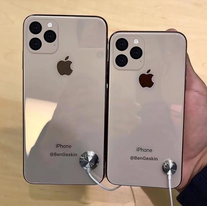 iPhone 11将于9月11号凌晨发布 靠谱爆料在这的照片 - 4