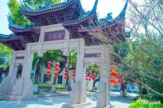 常州东坡公园:一起追寻大诗人苏轼的踪迹(组图)~