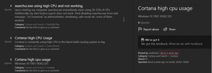 Win10再遇尴尬:Cortana进程CPU占用率高达40%的照片 - 5