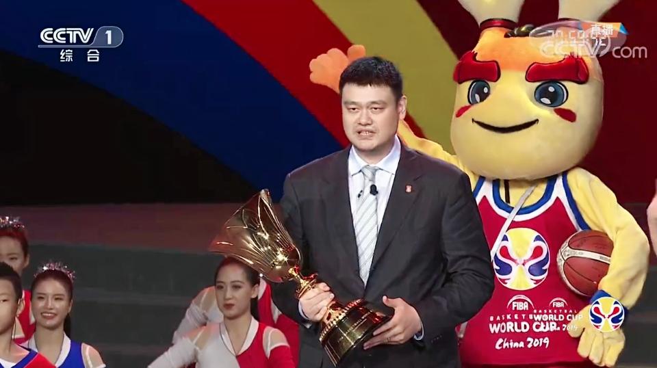 篮球世界杯开幕式在京召开,炫舞团热舞水立方