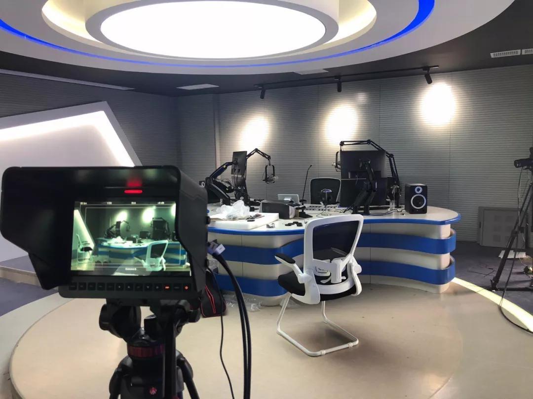 马鞍山电视台采用Blackmagic Design产品搭建全媒体演播室