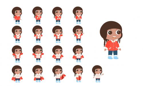 GoGoKid自主研发教育产品 完成500首儿歌、数十万帧课件动画