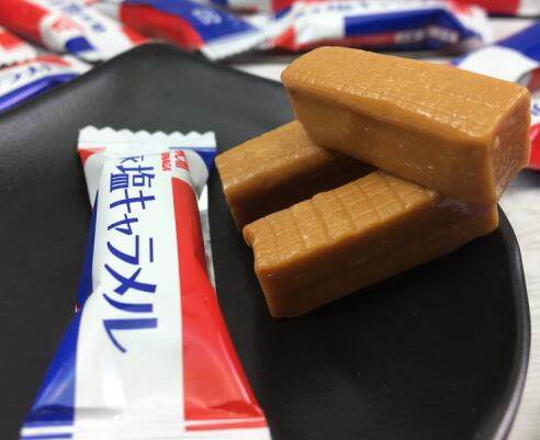 日本旅行手伴新定番!金晨也喜欢的森永岩盐焦糖奶糖?!