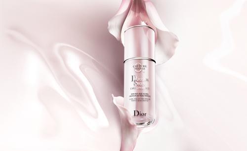 DIOR迪奥梦幻美肌 倾力打造自然柔滑奶油肌
