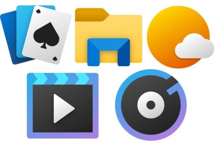 Win10更多应用程序新图标曝光的照片
