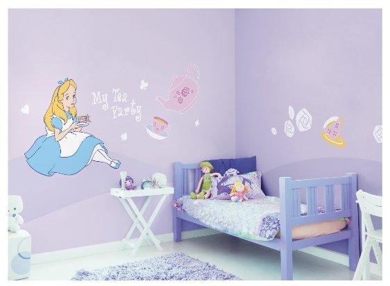 开学季:妙想童趣,全天守护 华润漆妙想A+系列为你打造迪士尼梦幻儿童房