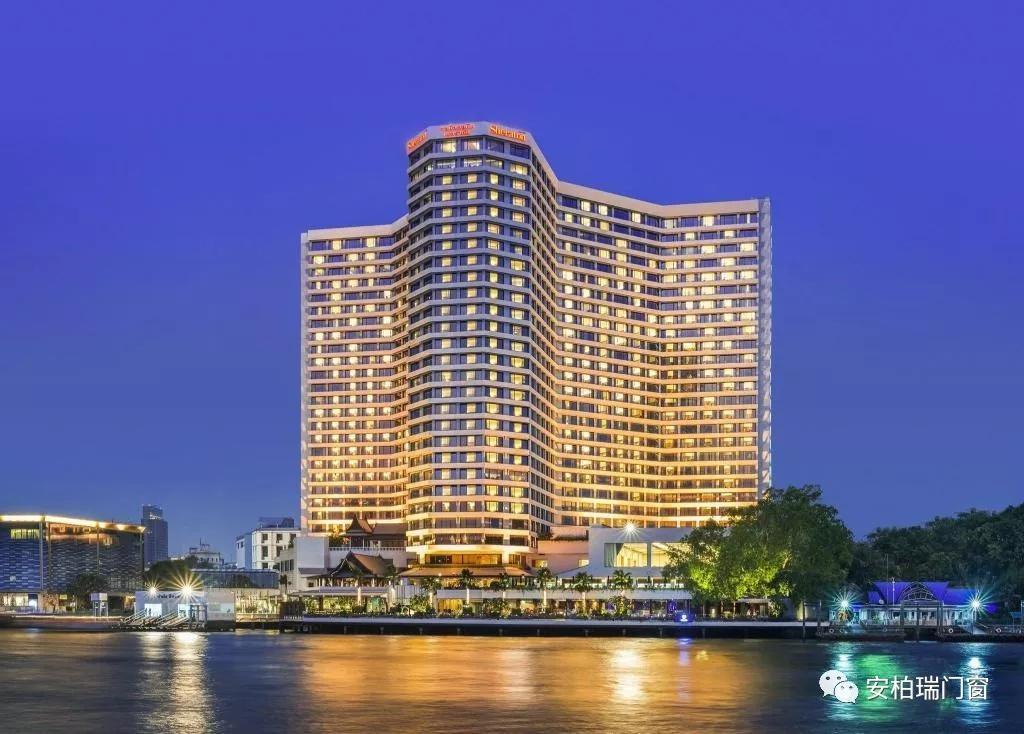 入住泰国喜来登五星级酒店