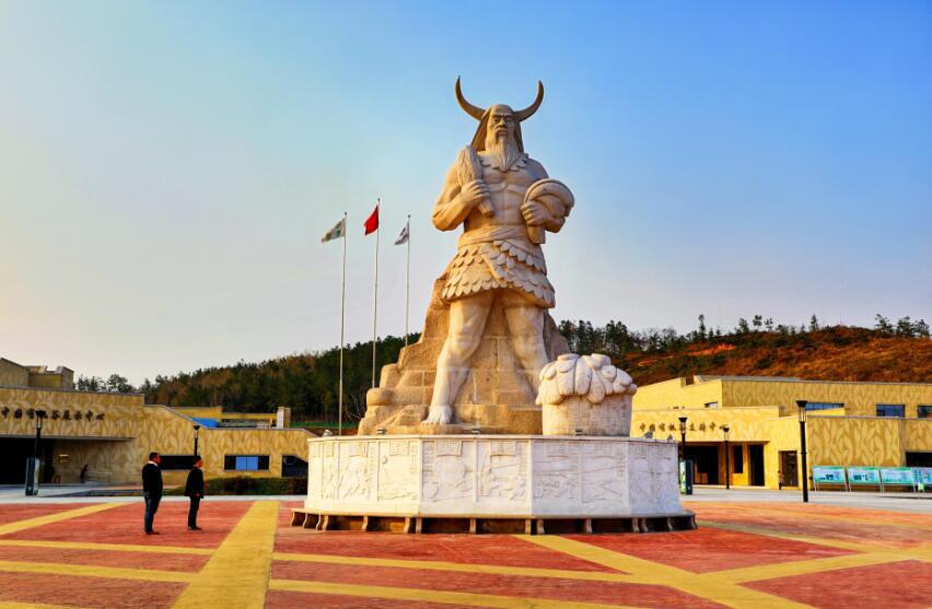 中国有机谷走进世界硒都――2019湖北南漳文化旅游推介会在恩施举行