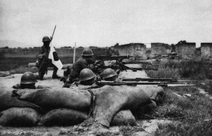 日军不是擅长射击么,为何没有苏德那样著名的狙击手?