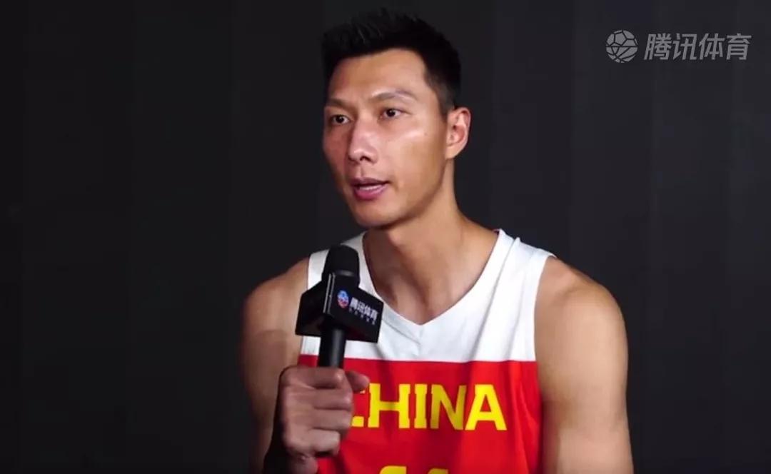 中国男篮憾别16强易建联:做领队我可能很失败,但为国征战的热血不会凉