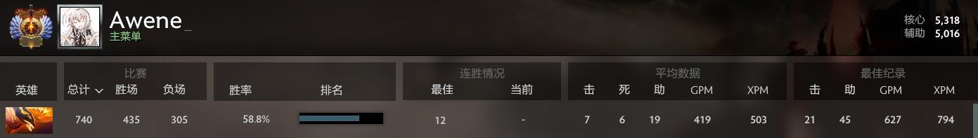 《DOTA2》7.22f版本4号位凤凰细节攻略