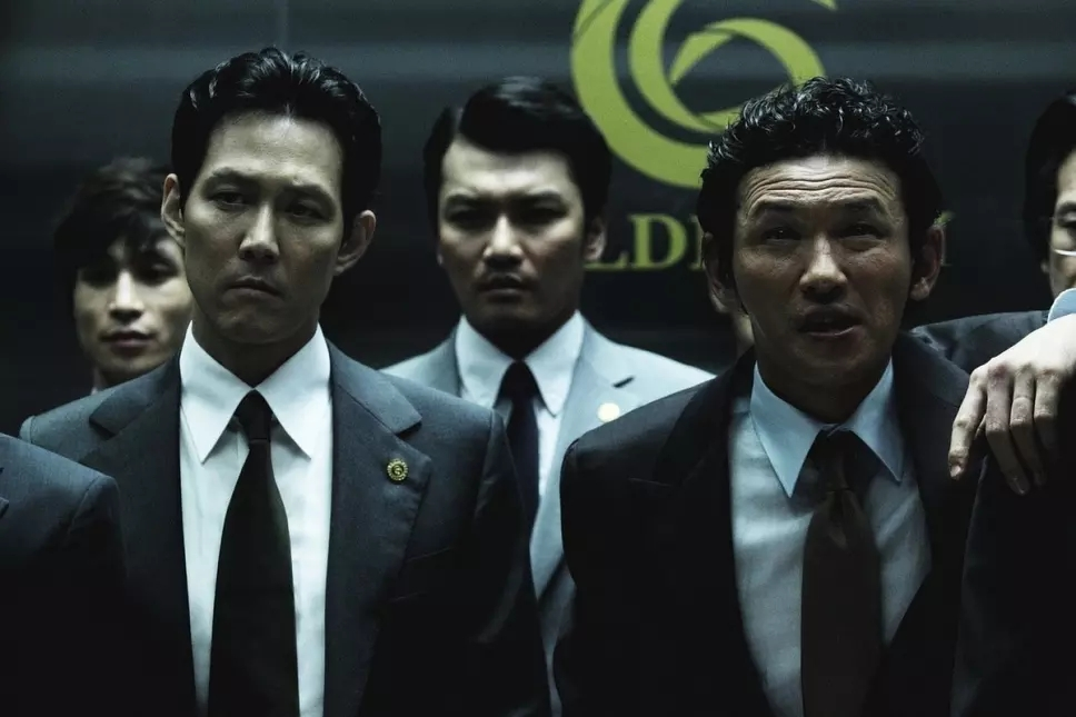 原创五部韩国劲爆动作片,这种题材国内真不敢拍